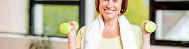Start Weight Training Now for Healthy Old Age