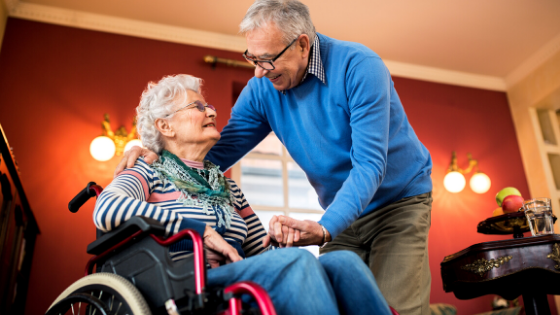 """If you're spending your """"golden years"""" caring for your  aging parents, you're not alone"""