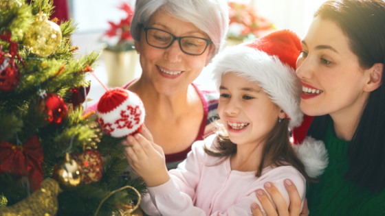 Celebrating the Holidays When Your Loved One Has Dementia