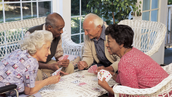 New Year's Resolutions for Older Adults
