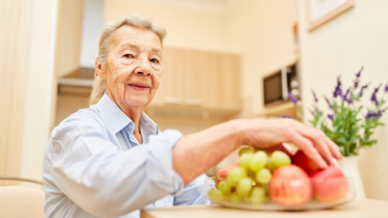 Cooking for Older Adults