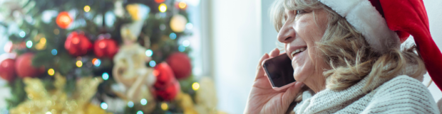 Combating Senior Loneliness During the Holidays