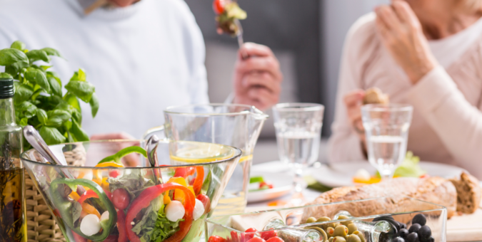 How Can I Eat Healthy as I Age?